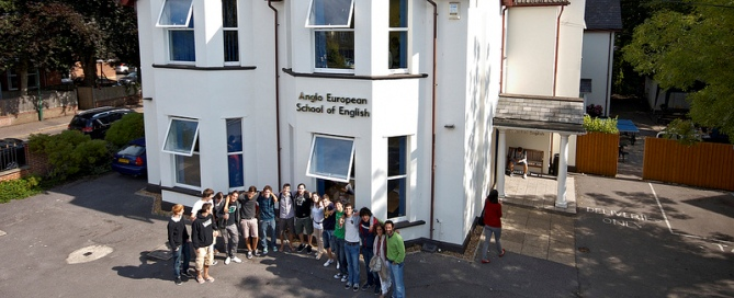 Anglo European School Of English Bournemouth Courses
