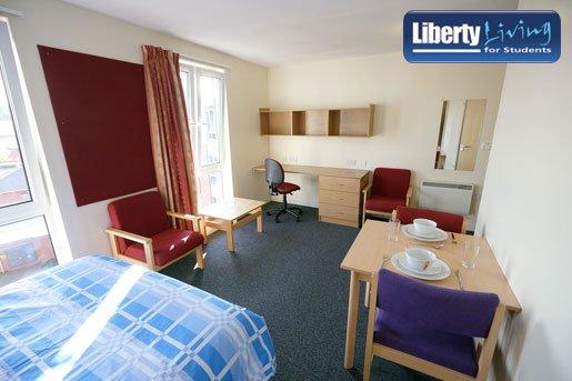 Liberty Living at Liberty Park Student Accommodation