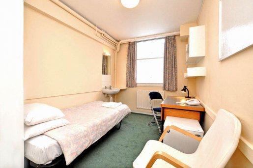 Ish London Single Room
