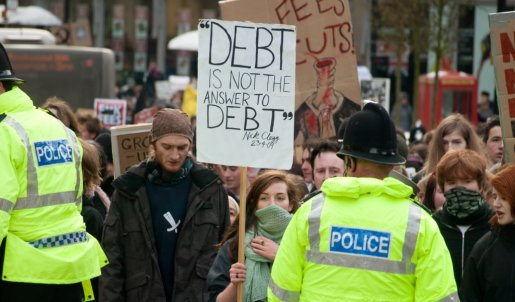 Higher tuition fees are distorting the choices poorer students make