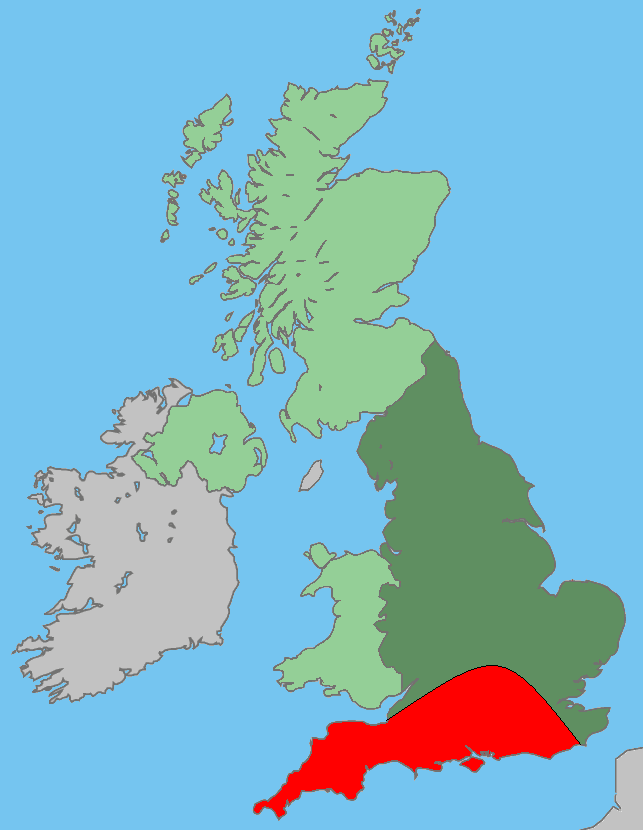 The South of England