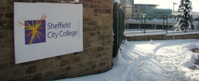 The Sheffield College Foreign Students