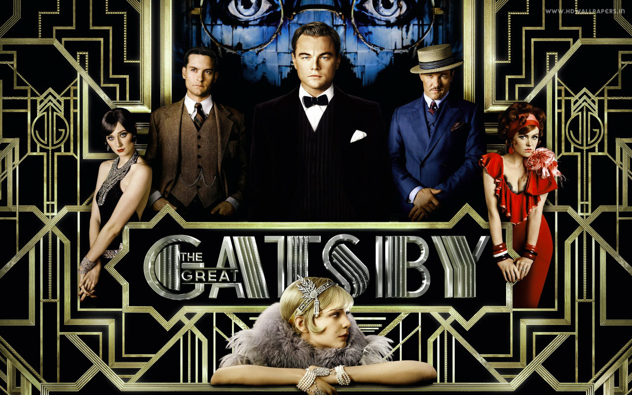 GREAT GATSBY MOVIE NIGHT