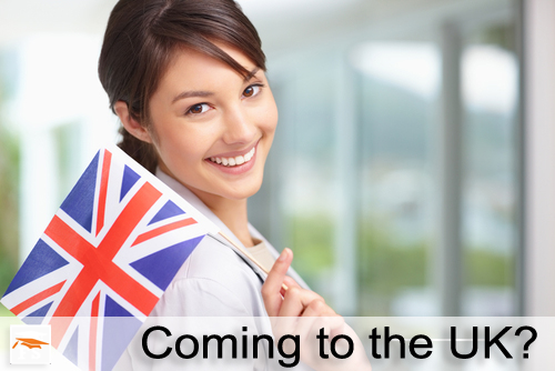 Coming to Study in the UK
