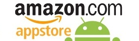 Download Android mobile phone apps on Amazon
