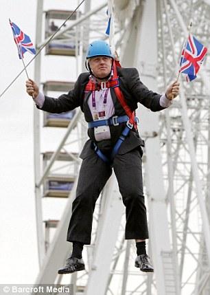 Boris Zip Wire