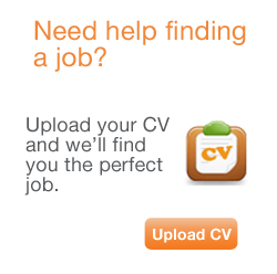 Upload your CV
