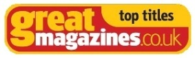 Choose a annual magazine subscription for as little as £12