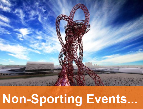 Non-Sporting Events