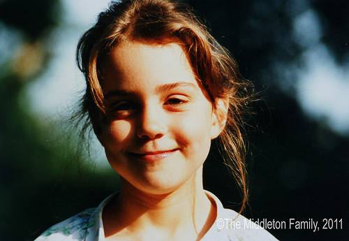 Kate Aged 5