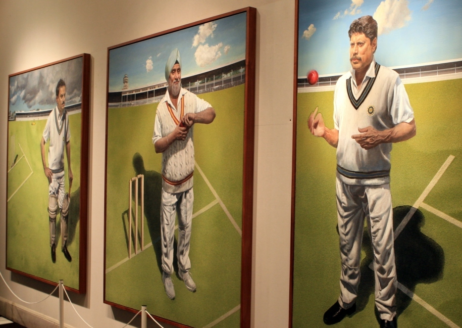 Finding India At Lord S Cricket Ground Foreign Students News
