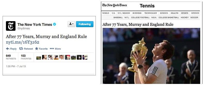 NY Times Murray