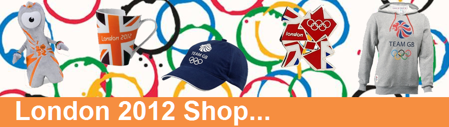 Buy London 2012 Merchandise Now