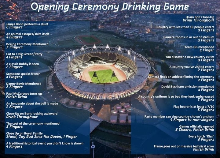 tattoo scabs flaking off: olympic drinking games opening