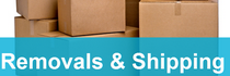 Removals & Shipping