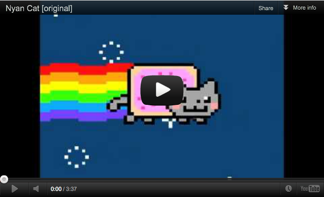 Nyan Cat Video