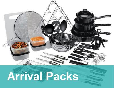 Arrival Packs